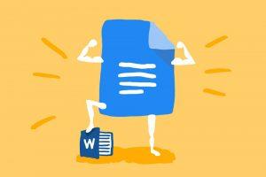 آموزش گوگل داک (Google Docs) مقدماتی  – از صفر تا صد