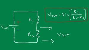 تقسیم ولتاژ در مدار — به زبان ساده