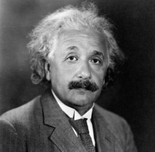 البرت اینشتین