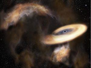 تبخیر سیاهچاله — به زبان ساده