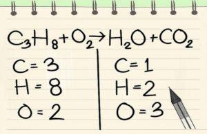 موازنه واکنش شیمیایی — به زبان ساده (+ دانلود فیلم آموزش گام به گام)