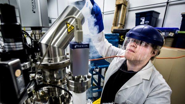 رشته مهندسی هسته ای
