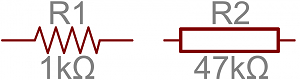 نماد مداری مقاومت