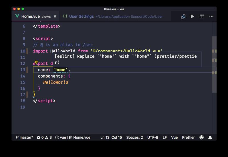 راهاندازی VS Code