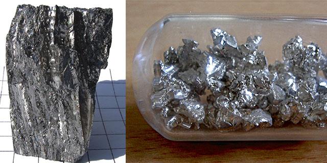 فلزات قلیایی خاکی