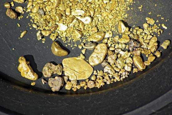 استخراج-طلا