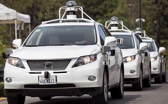 ماشین بدون راننده - خودران