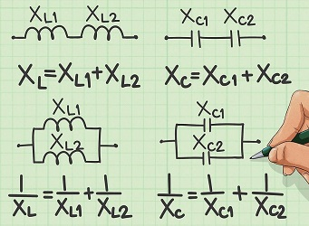 راکتانس معادل