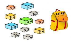 حل مساله کوله پشتی (Knapsack Problem) — به زبان ساده