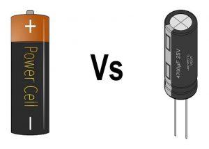 تفاوت باتری و خازن — به زبان ساده (+ دانلود فیلم آموزش رایگان)