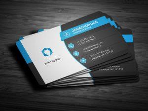 طراحی کارت ویزیت با ورد — راهنمای کاربردی