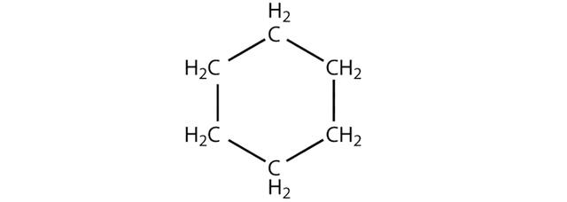 هیدروکربن-سیکلوهگزان