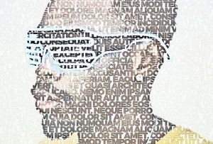 تبدیل عکس پرتره به جلوه متنی با فتوشاپ — راهنمای گام به گام