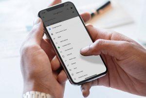 آموزش نسخه موبایل گوگل داک — از صفر تا صد