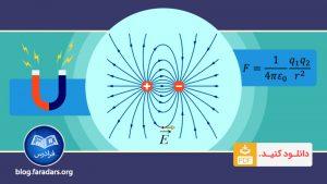 تقلب نامه (Cheat Sheet) فرمول های فیزیک الکتریسیته و مغناطیس