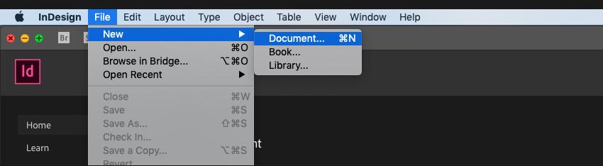طراحی صفحه بندی کتاب