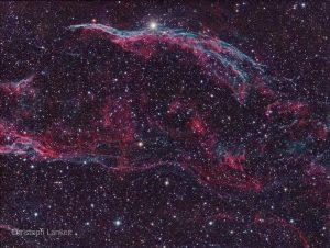 صورت فلکی قو — تصویر نجومی روز