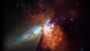 کهکشان سیگار — تصویر نجومی روز