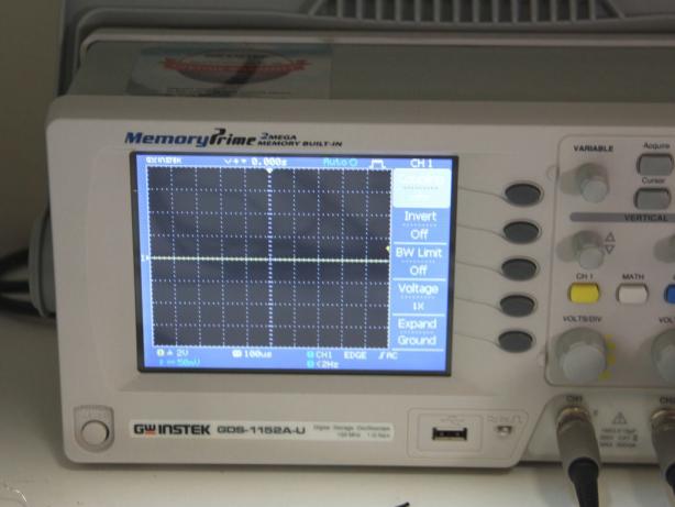 تعیین موقعیت ولتاژ زمین در مد DC coupling