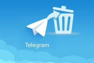 آموزش حذف اکانت تلگرام — راهنمای گام به گام