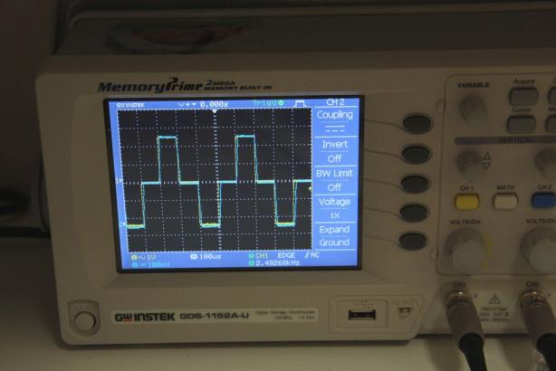 اندازهگیری دو ولتاژ در مدار