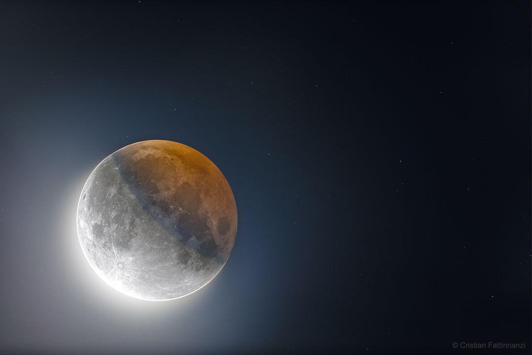 ماه گرفتگی کامل