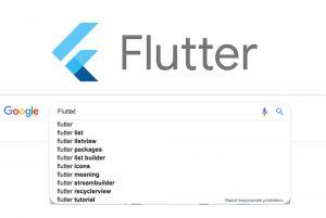 پیاده سازی تکمیل خودکار فهرست جستجو در فلاتر — از صفر تا صد