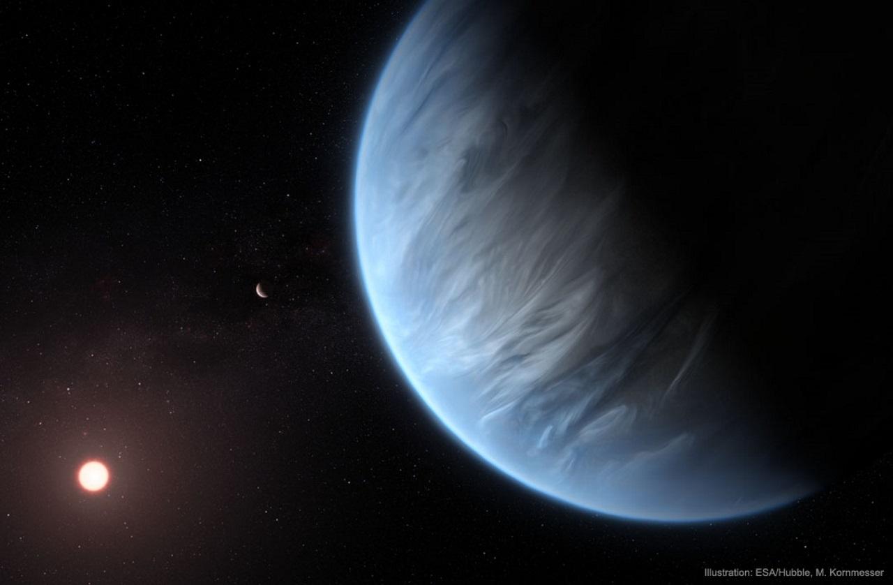 کشف حیات در دیگر سیارات — تصویر نجومی روز