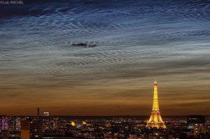 کوتاه ترین شب سال — تصویر نجومی روز