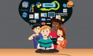 آموزش پایتون برای کودکان — راهنمای جامع