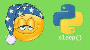 تابع ()sleep در پایتون — به زبان ساده
