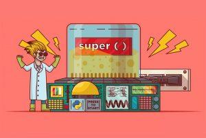 متد super در پایتون — به زبان ساده