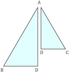 دو مثلث
