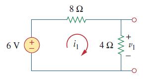 مدار پس از حذف منبع جریان
