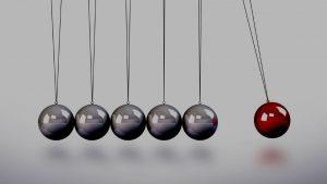 گهواره نیوتن مغناطیسی — زنگ تفریح [ویدیوی کوتاه علمی]