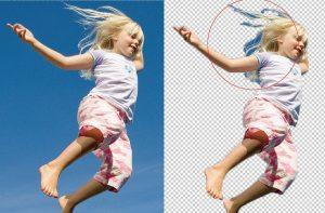 حذف پس زمینه عکس در فتوشاپ — راهنمای کاربردی