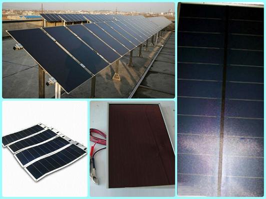سلول خورشیدی سیلیکونی آمورف