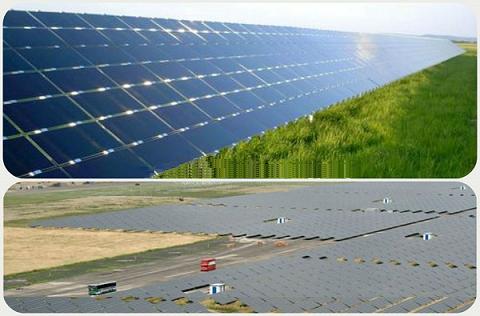 صفحات خورشیدی فیلم نازک تلورید کادمیوم