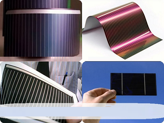 سلول خورشیدی سلنید گالیوم ایندیوم مس