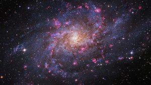 کهکشان مثلث — تصویر نجومی روز