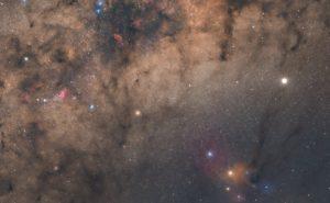 کهکشان راه شیری — تصویر نجومی روز