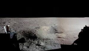 تصویر پانورامای ماه — تصویر نجومی روز