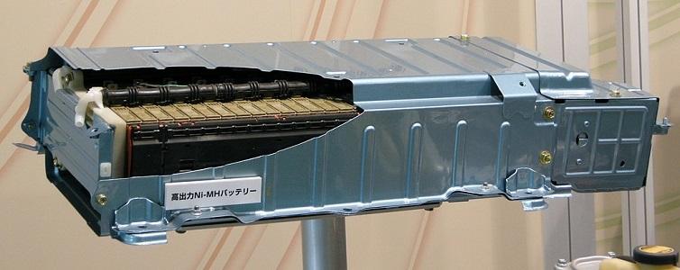 باتری نیکل هیدرید فلزی