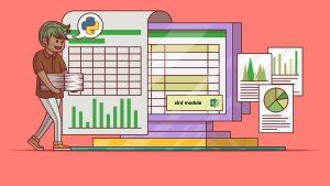 خواندن و ویرایش فایل اکسل در پایتون — راهنمای کاربردی