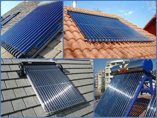 صفحات حرارتی خورشیدی