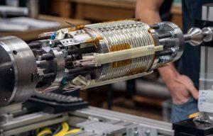 موتور ابر رسانا — از صفر تا صد