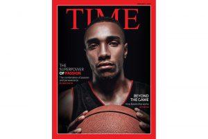 طراحی جلد مجله تایم با فتوشاپ (+ دانلود فیلم آموزش گام به گام)