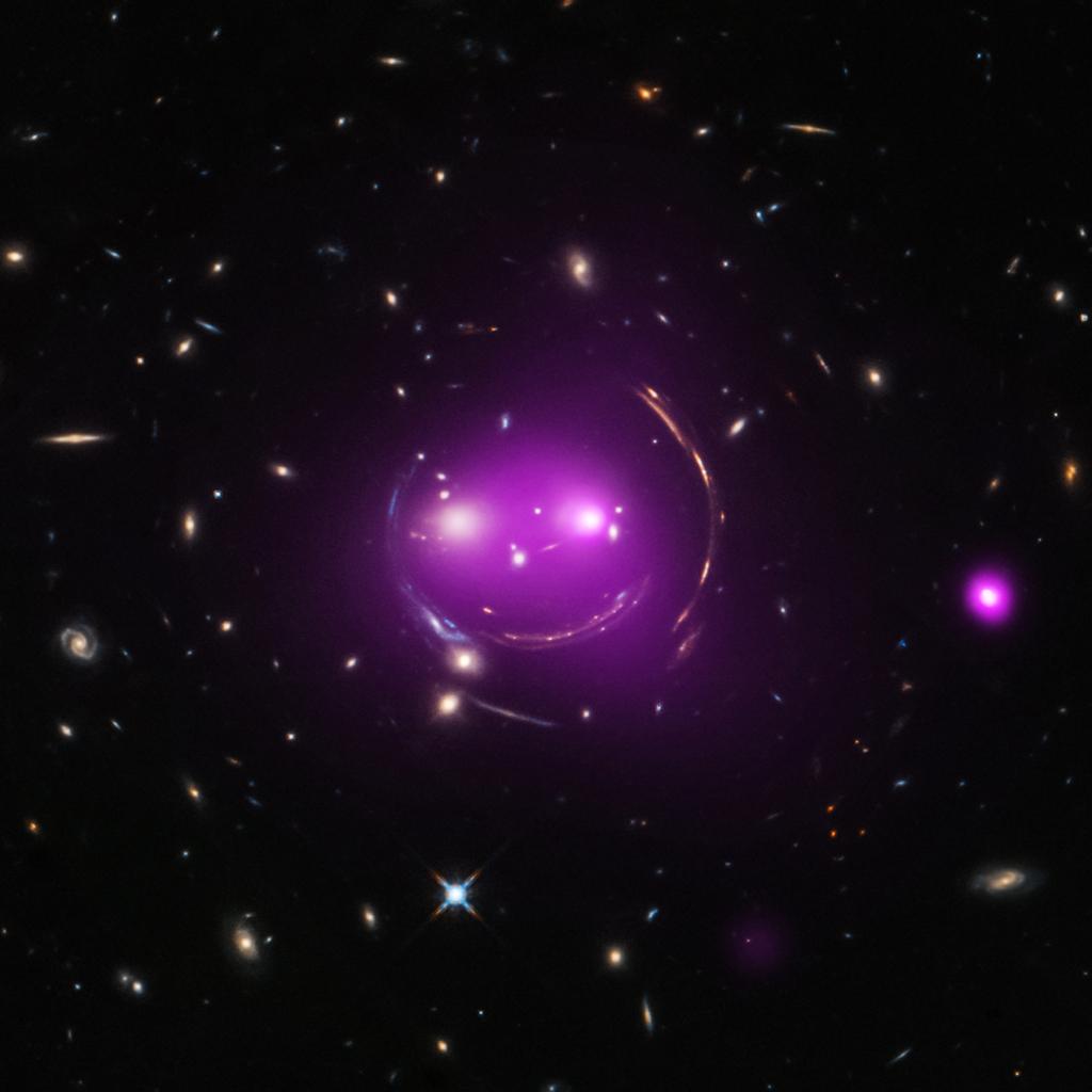 مجموعه کهکشان های گربه چشایر