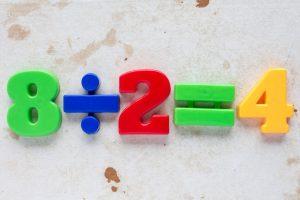 تقسیم عدد صحیح — به زبان ساده