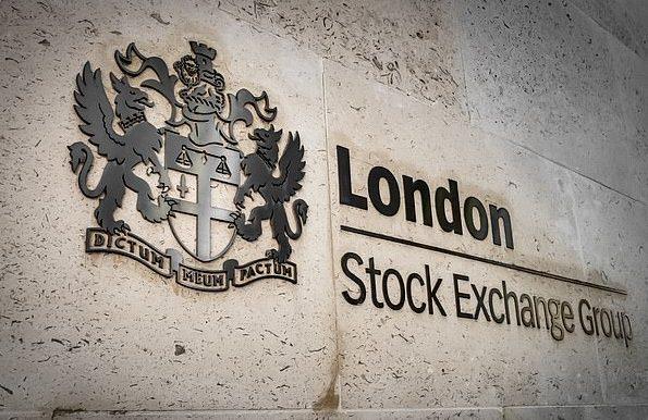 بازار بورس لندن